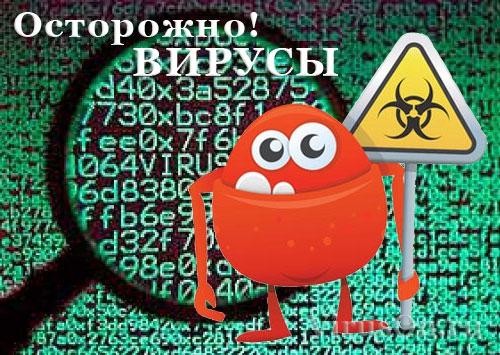 Общая информация о вирусах