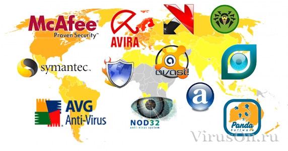 Найти антивирус, выбрать антивирусную программу, список антивирусов