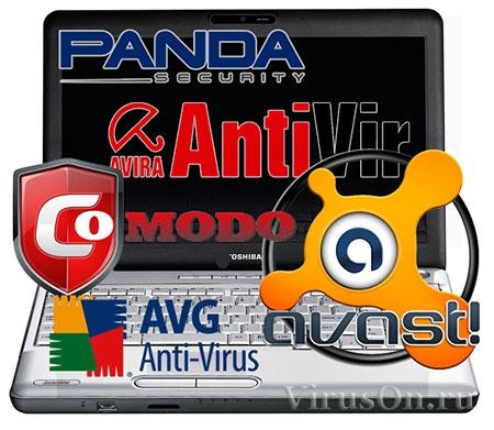 Пять оптимальных бесплатных антивирусных программ. Смотреть видео