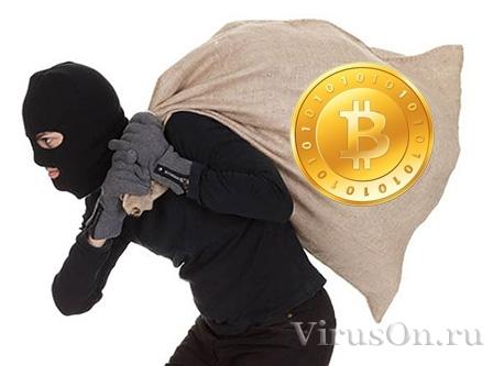 Новый вирус ворует криптовалюту у майнеров