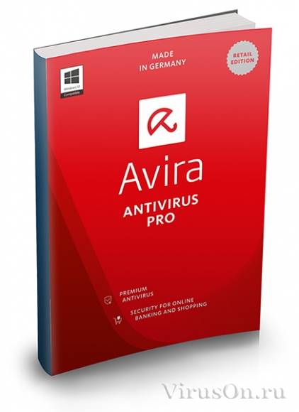 Avira Free Antivirus 2019 Русская версия