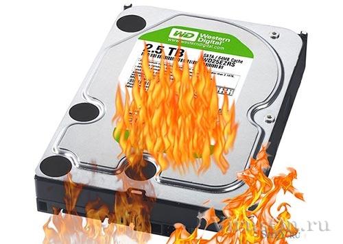 Перегрев системы и обслуживание компьютера